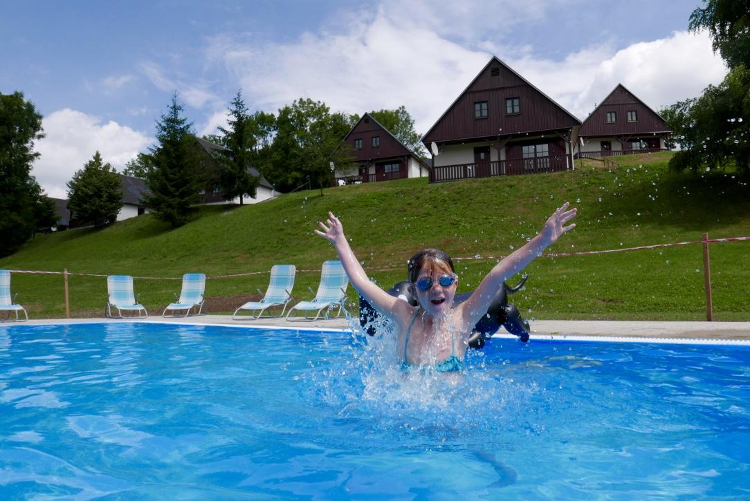 Vakantiepark Happy Hill Cerny Dul 1