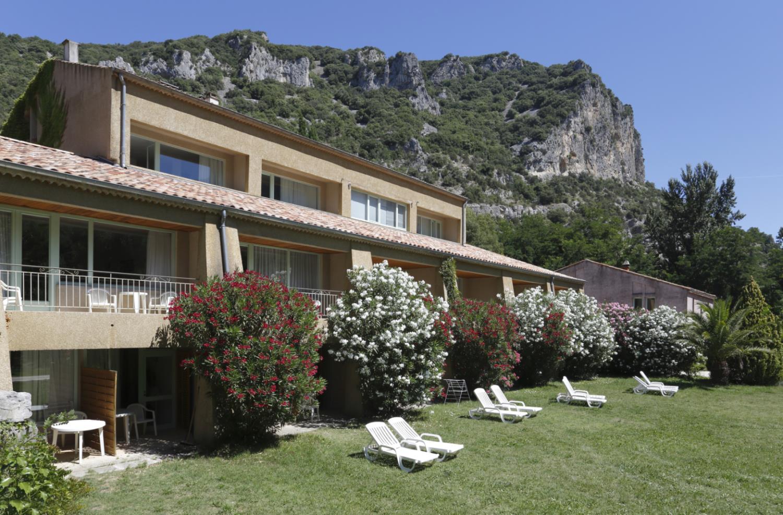 Vakantiehuis Vallon Domaine de Chames ST2D Vallon Pont d Arc 1