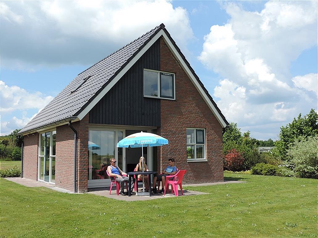 Parque de vacaciones Type D Comfort 6 persoons bungalow Schoonloo 1
