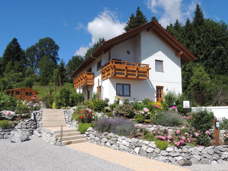 Appartement Ferienwohnung am Rosengarten Füssen 1