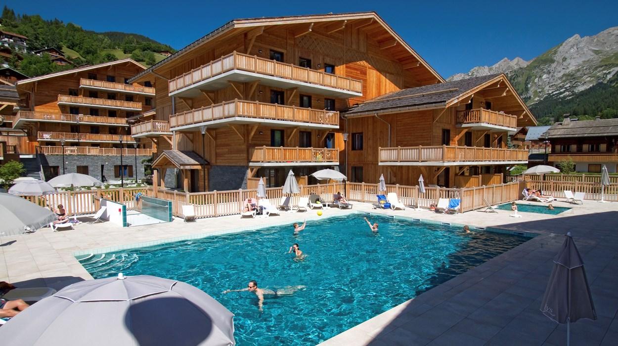 Vakantiehuis Résidence Mendi Alde S2 La Clusaz 1