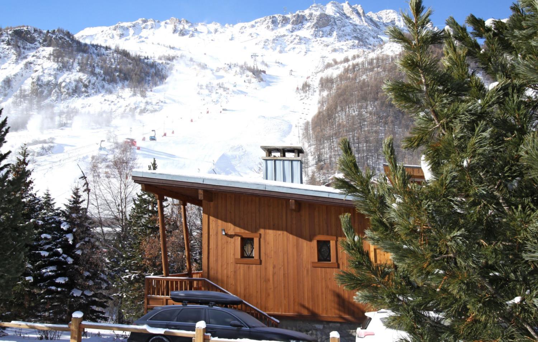 Chalet Chalet Le Cabri 12p Val d Isere 1