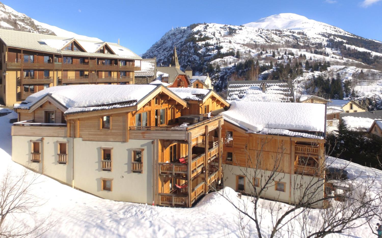 Villa Chalet De Louis 10p Alpe d Huez 1