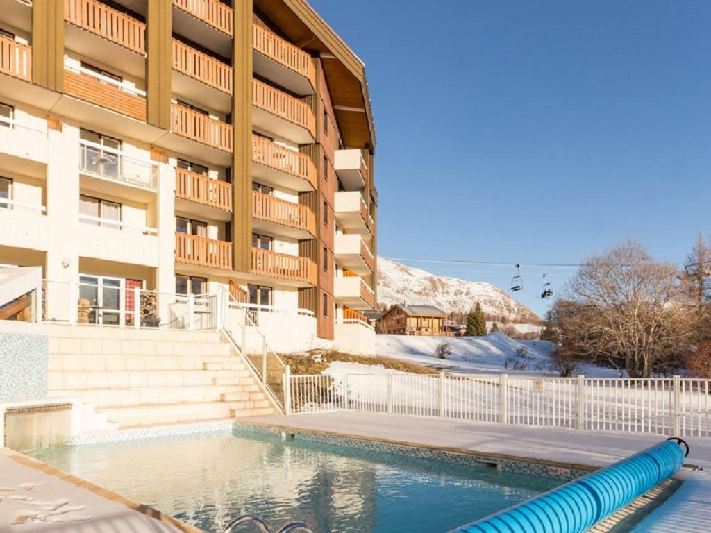 Appartement L'Ours Blanc L Alpe d Huez 1