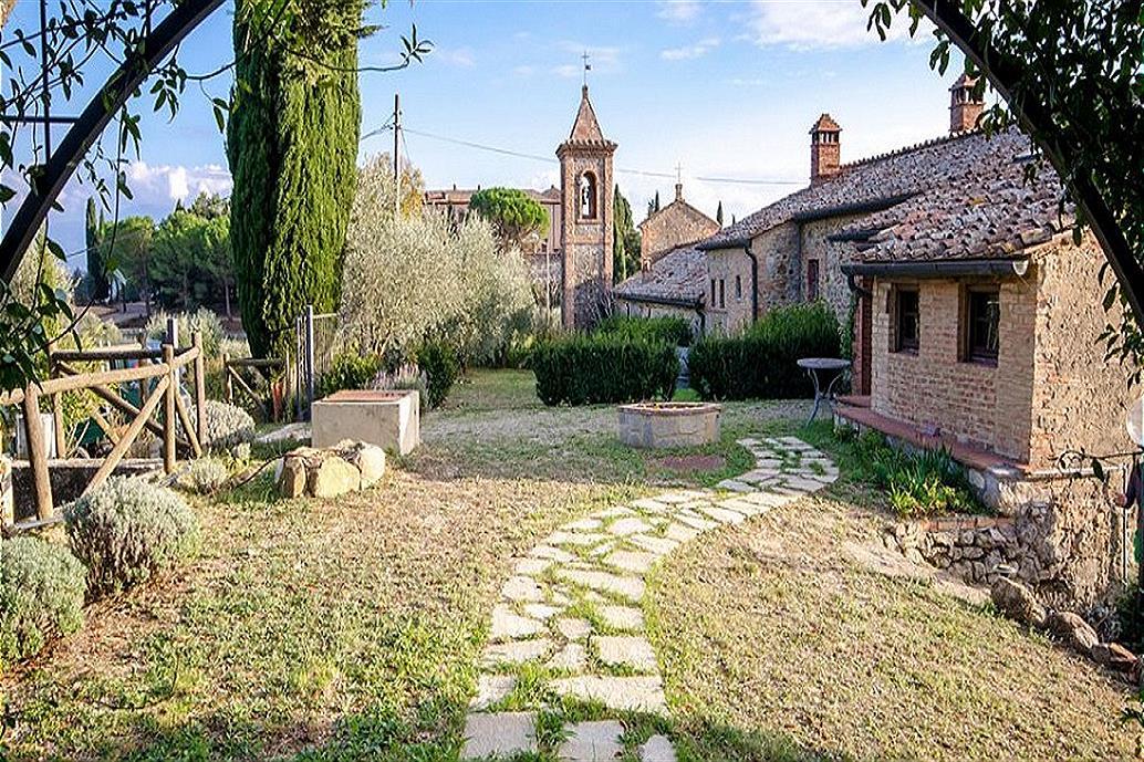 Villa BEL'GIARDINO Monte Antico 1