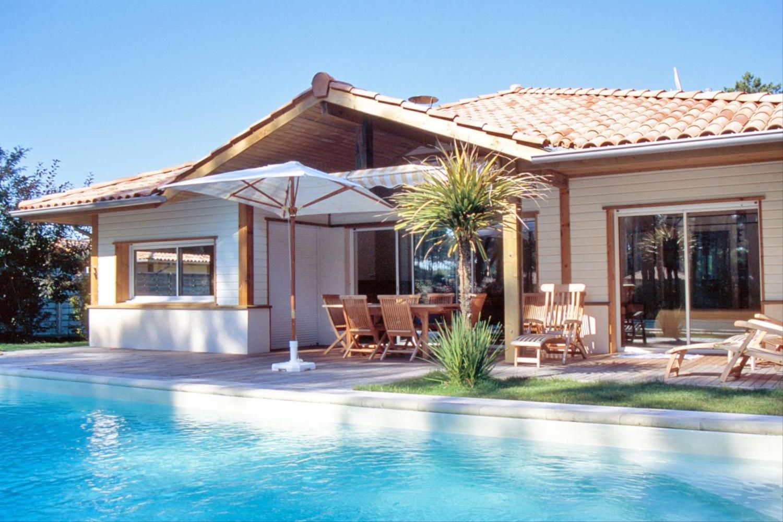 Villa Les Dunes de La Prade 5p10p Moliets et Maa 1