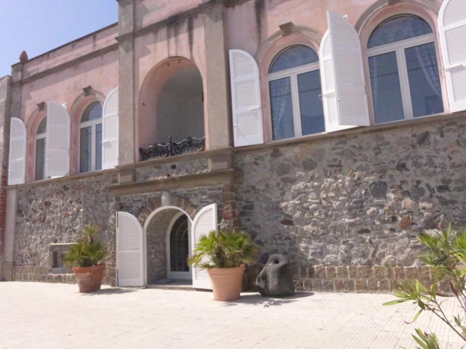 Villa Casa Bacot Lipari 1