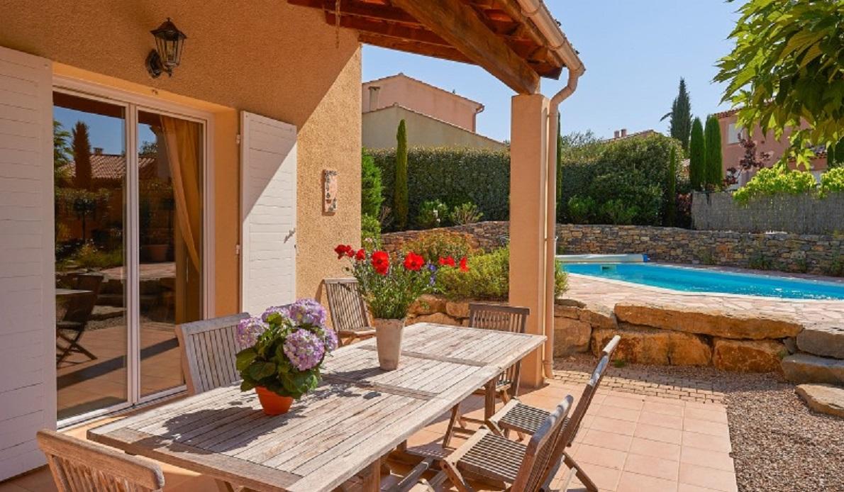 Villa 8 pers. vrijstaand + zwembad