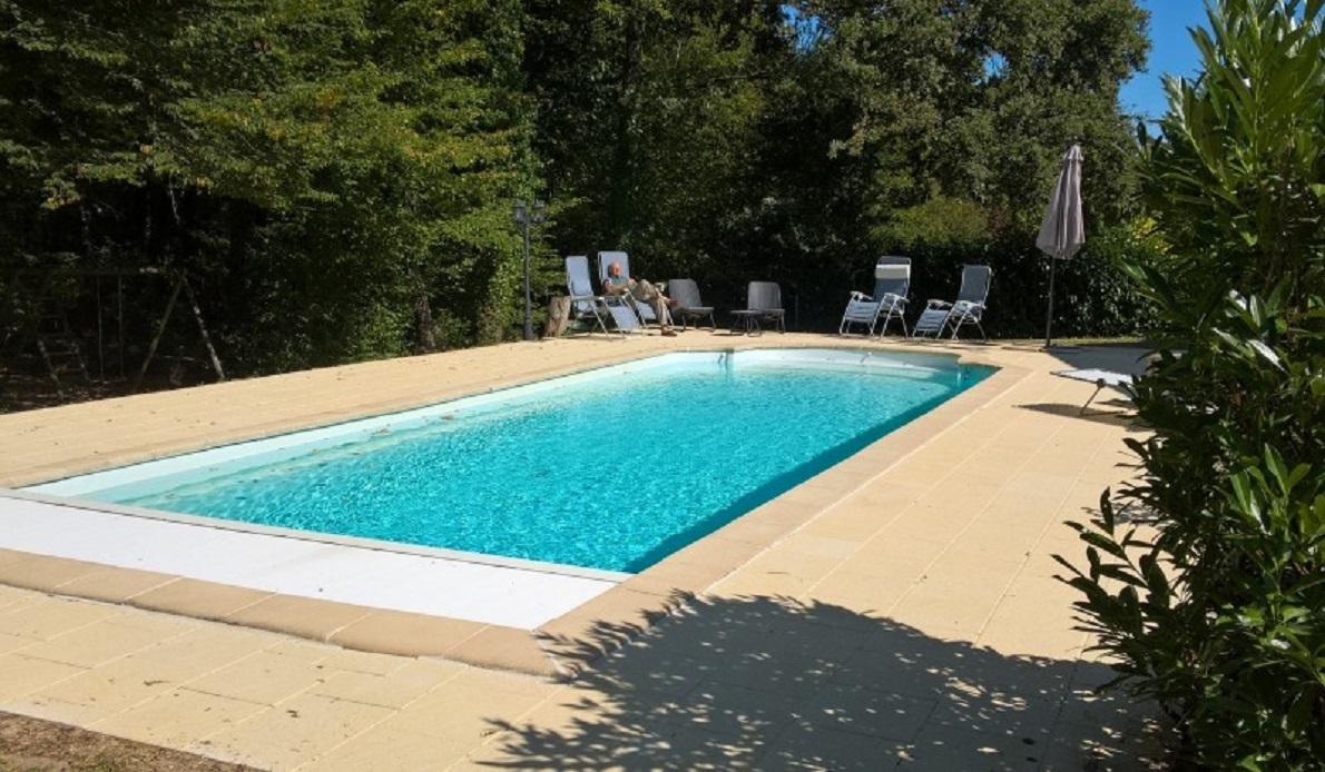 Villa 8p. vrijstaand zwembad