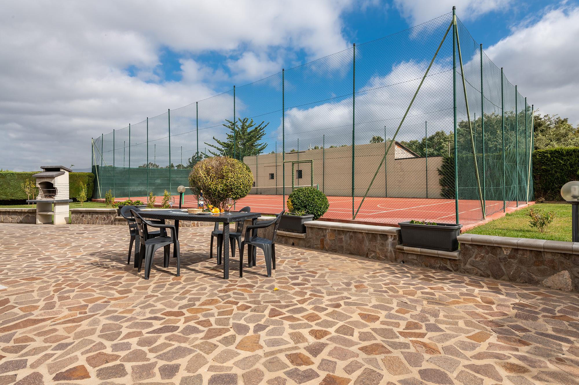 Villa Villetta Tennis 2 Alghero 1