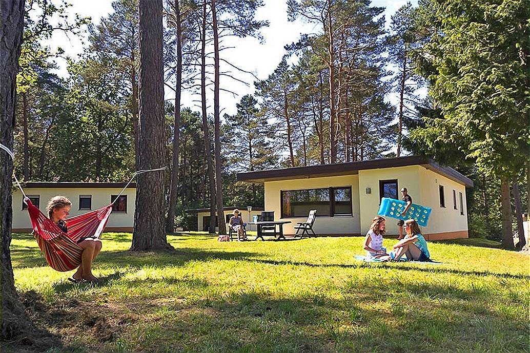 Parc de vacances Vulkaneifel Type L-C6 Gerolstein 1