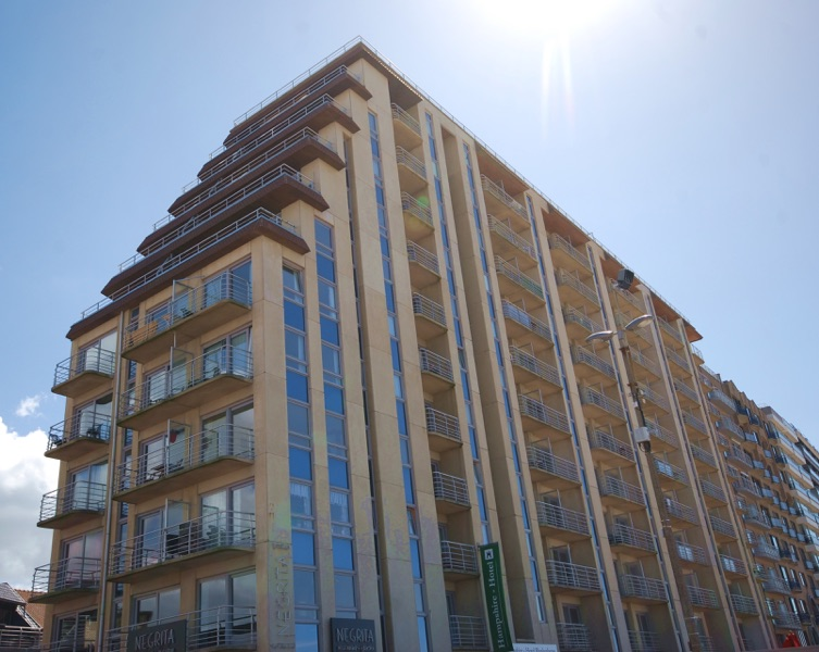 Apartment New Holiday Suite for 4 people at sunside with sle... Blankenberge 1