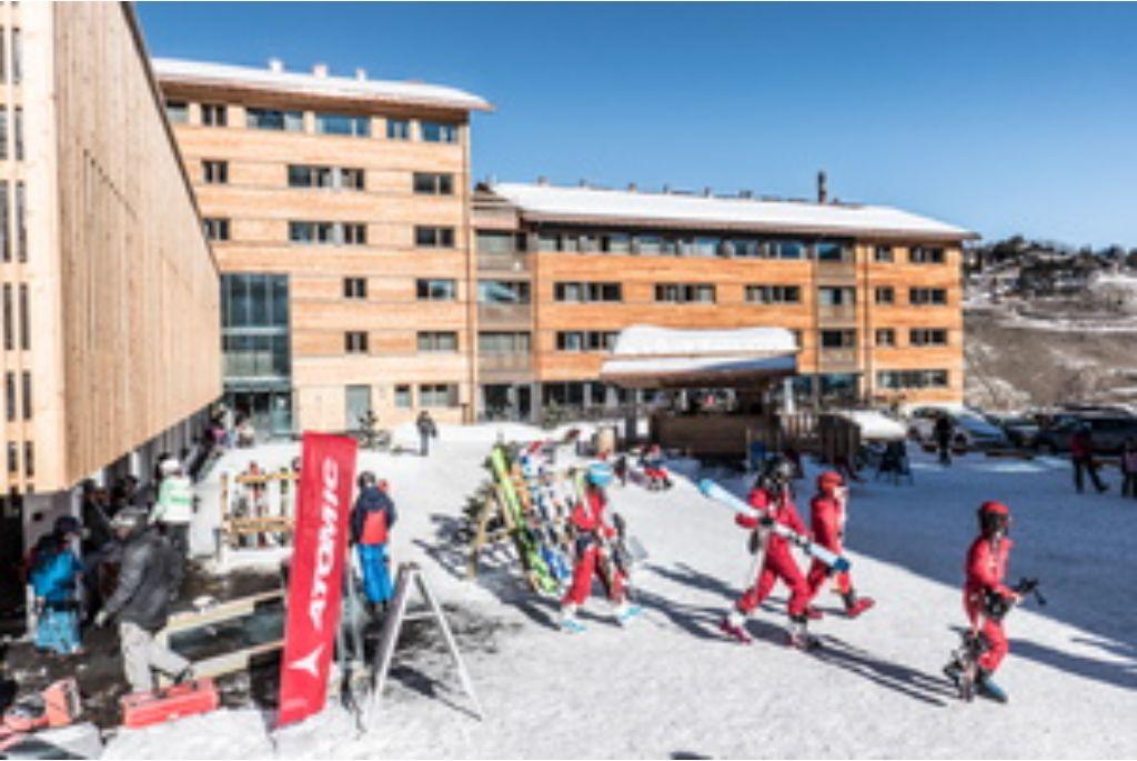Appartement Résidence Swisspeak Resorts 4P8 Zinal 1