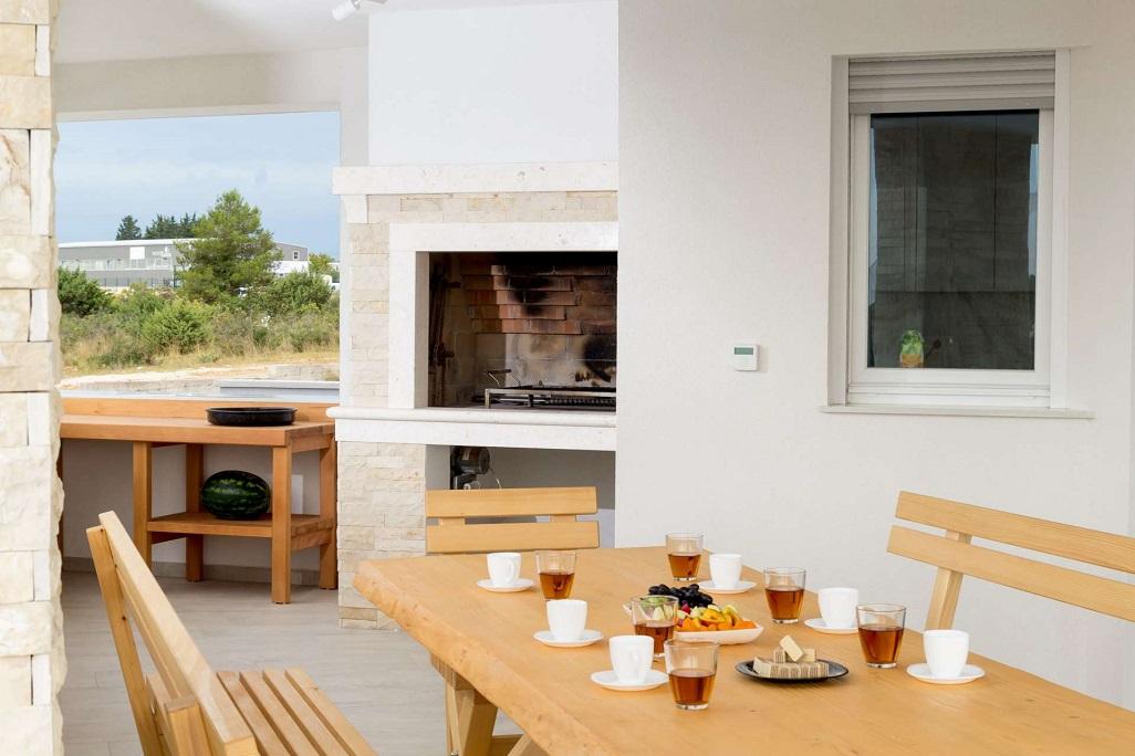 Villa Amfora for 12 guests