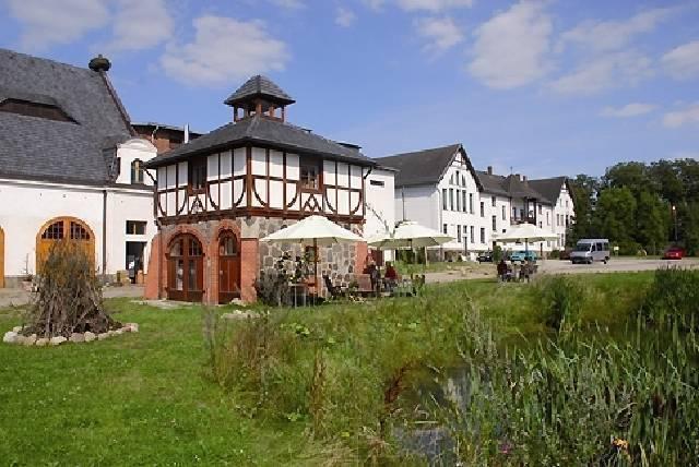 Appartement Herberge Bluecherhof 1 Blücherhof 1