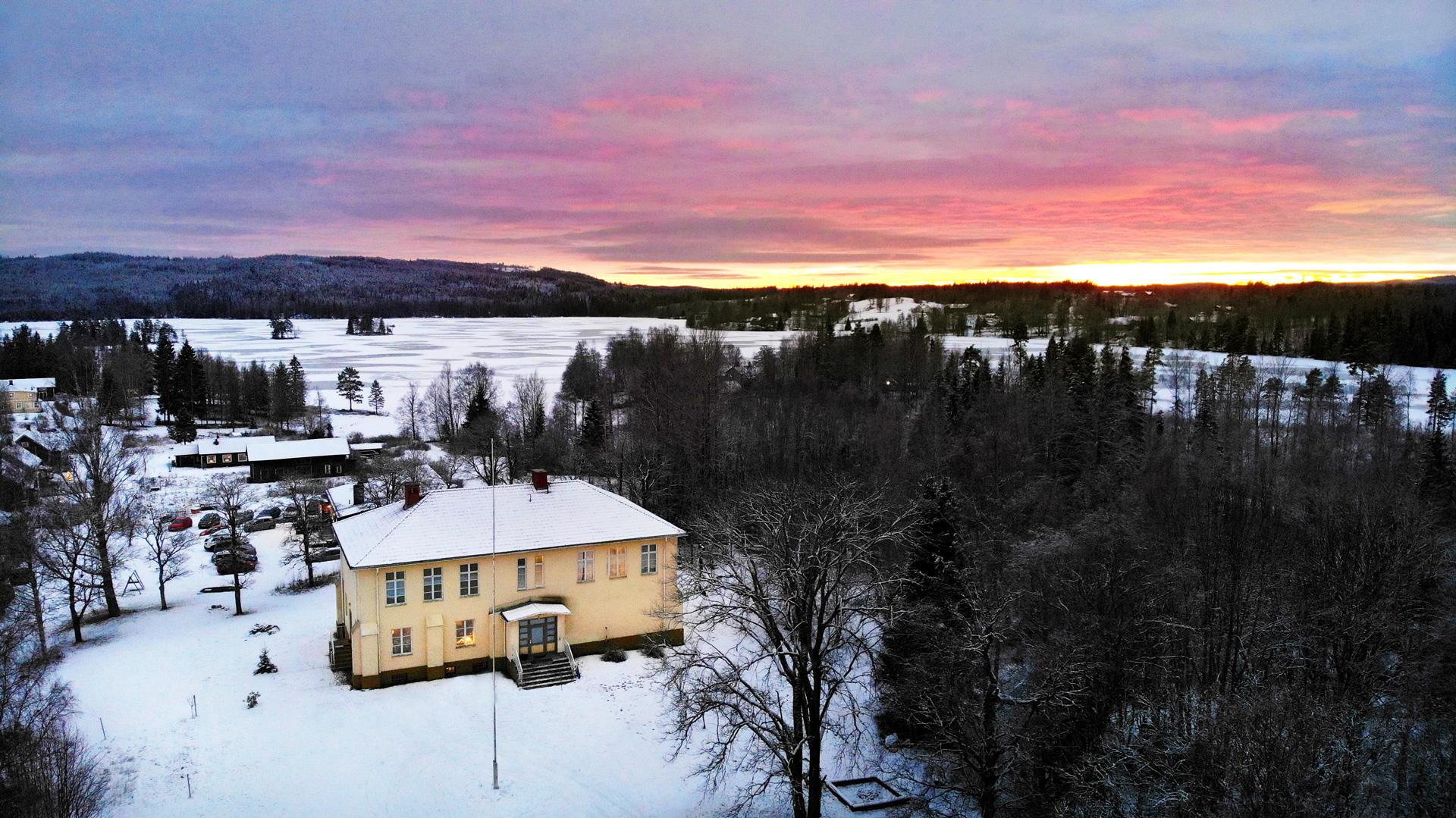 Groepsaccommodatie Vakantievilla Rämmen Skola Lesjöfors-Rämmen 1