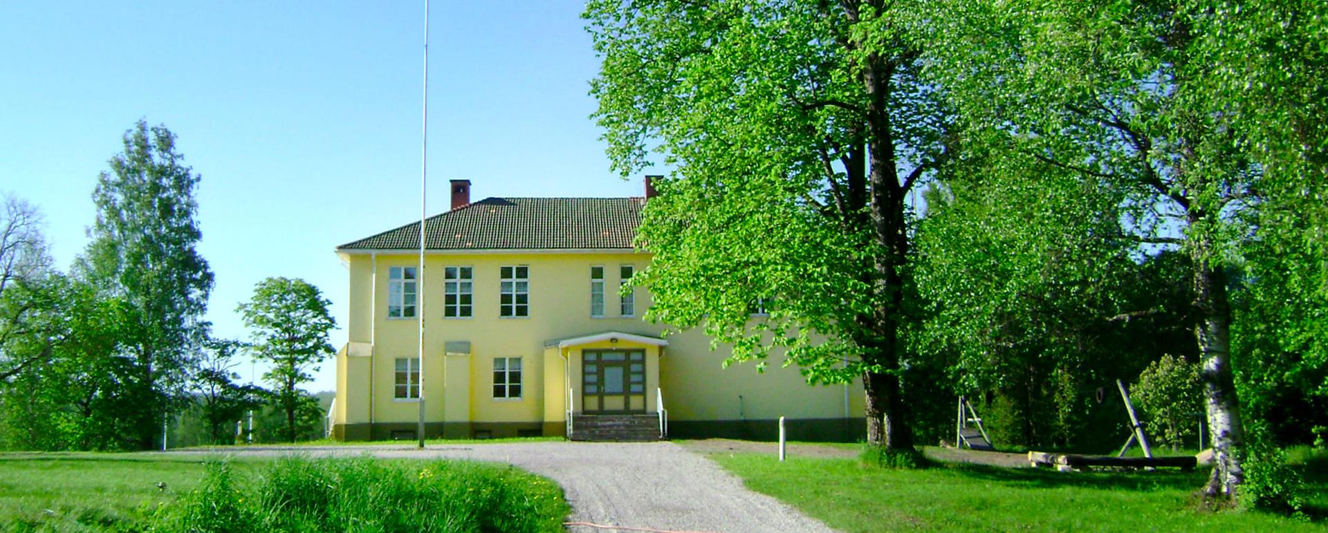 Group accommodation Vakantievilla Rämmen Skola Lesjöfors-Rämmen 1