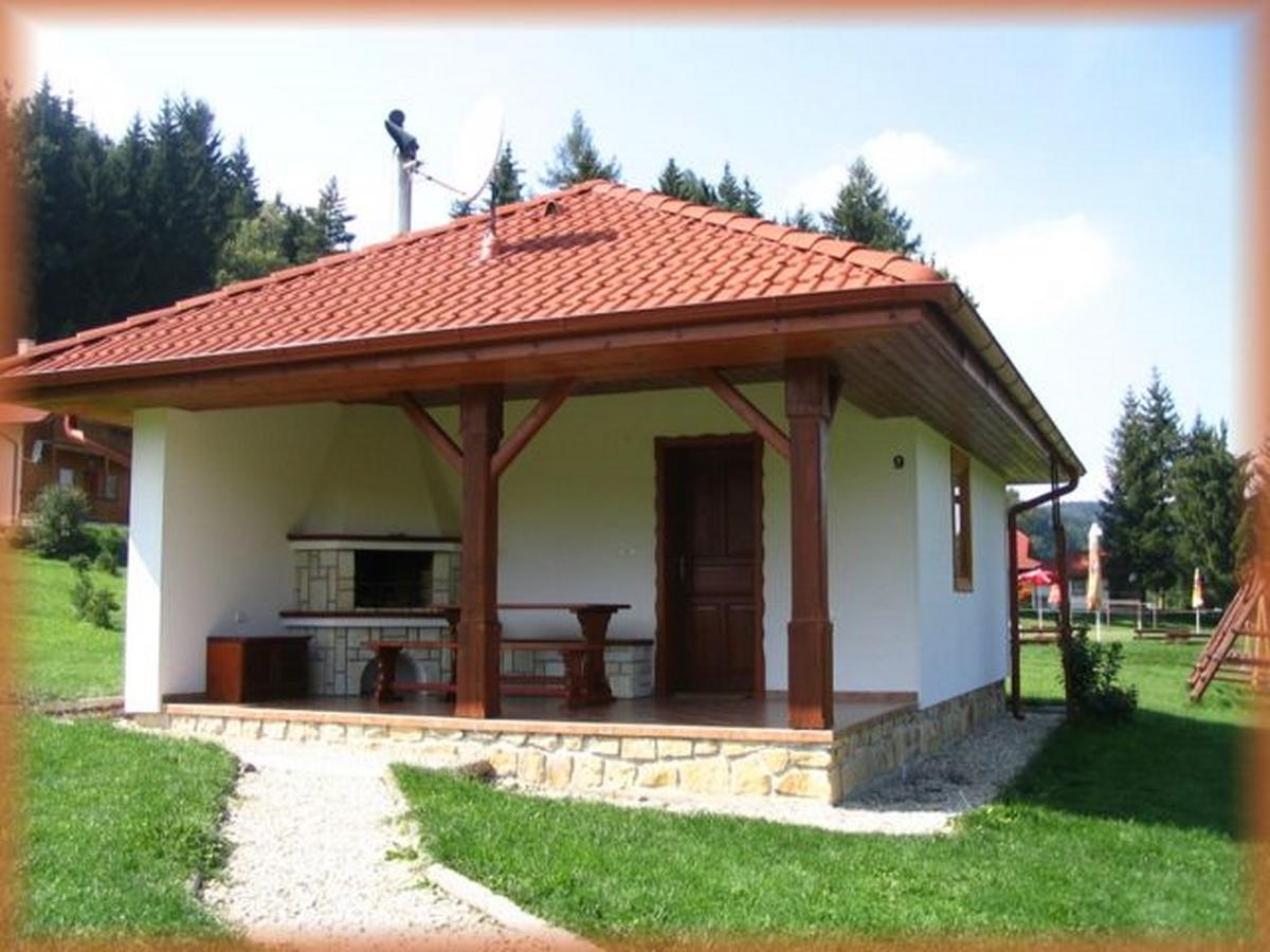 Maisons de vacances Motylek 4 Svojanov u Moravské Trebové 1
