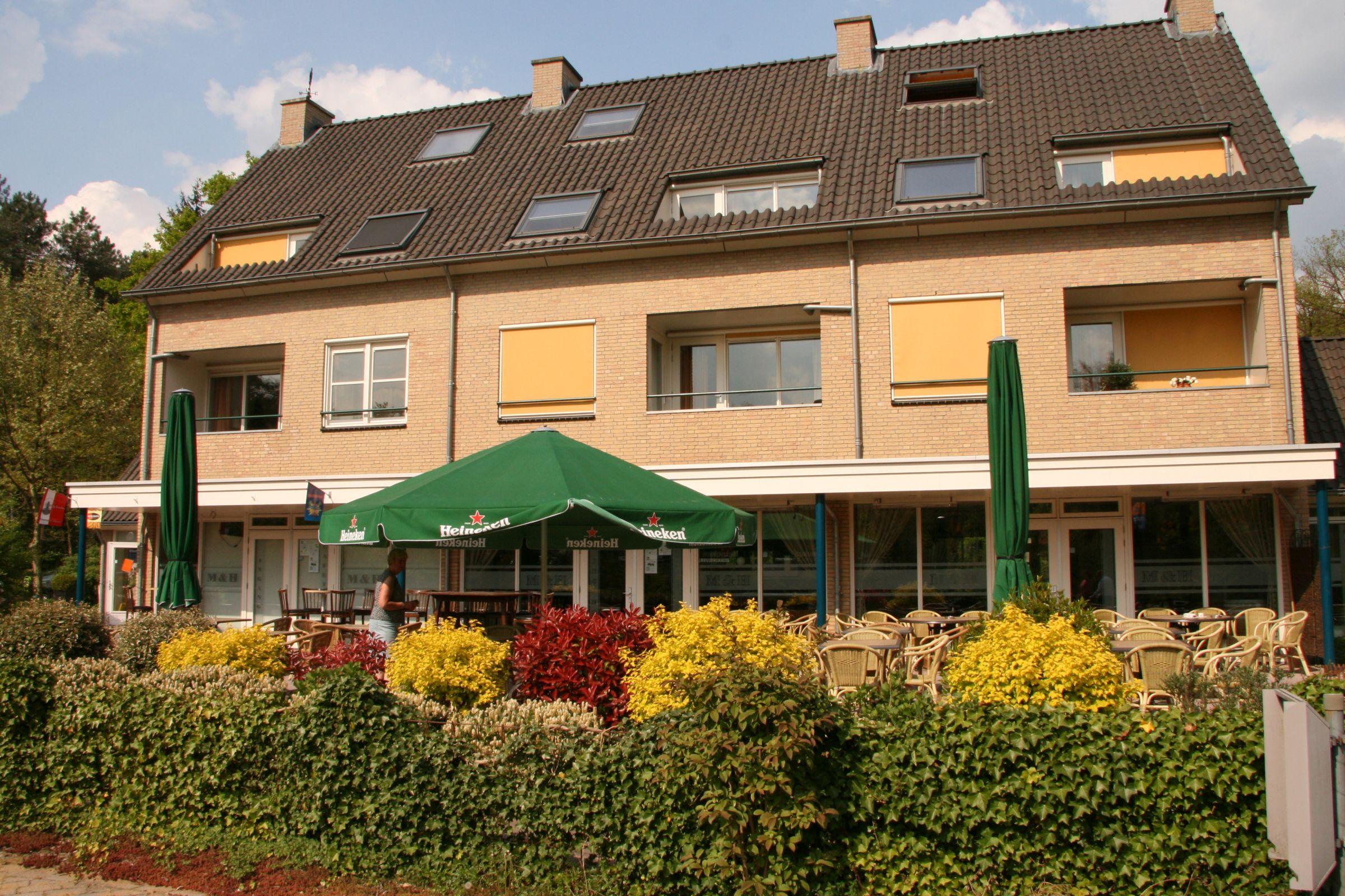Apartment 4 persoons appartement Doorn 1