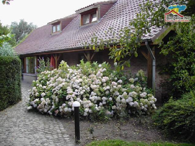 Groupe d'hébergement Vakantiehuis Westkanterhof Bassevelde 1