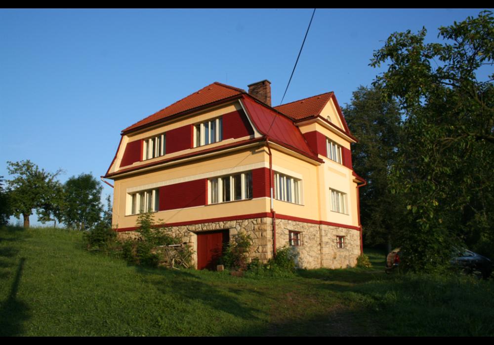 Villa Family House Fuchs Horní Branná 1
