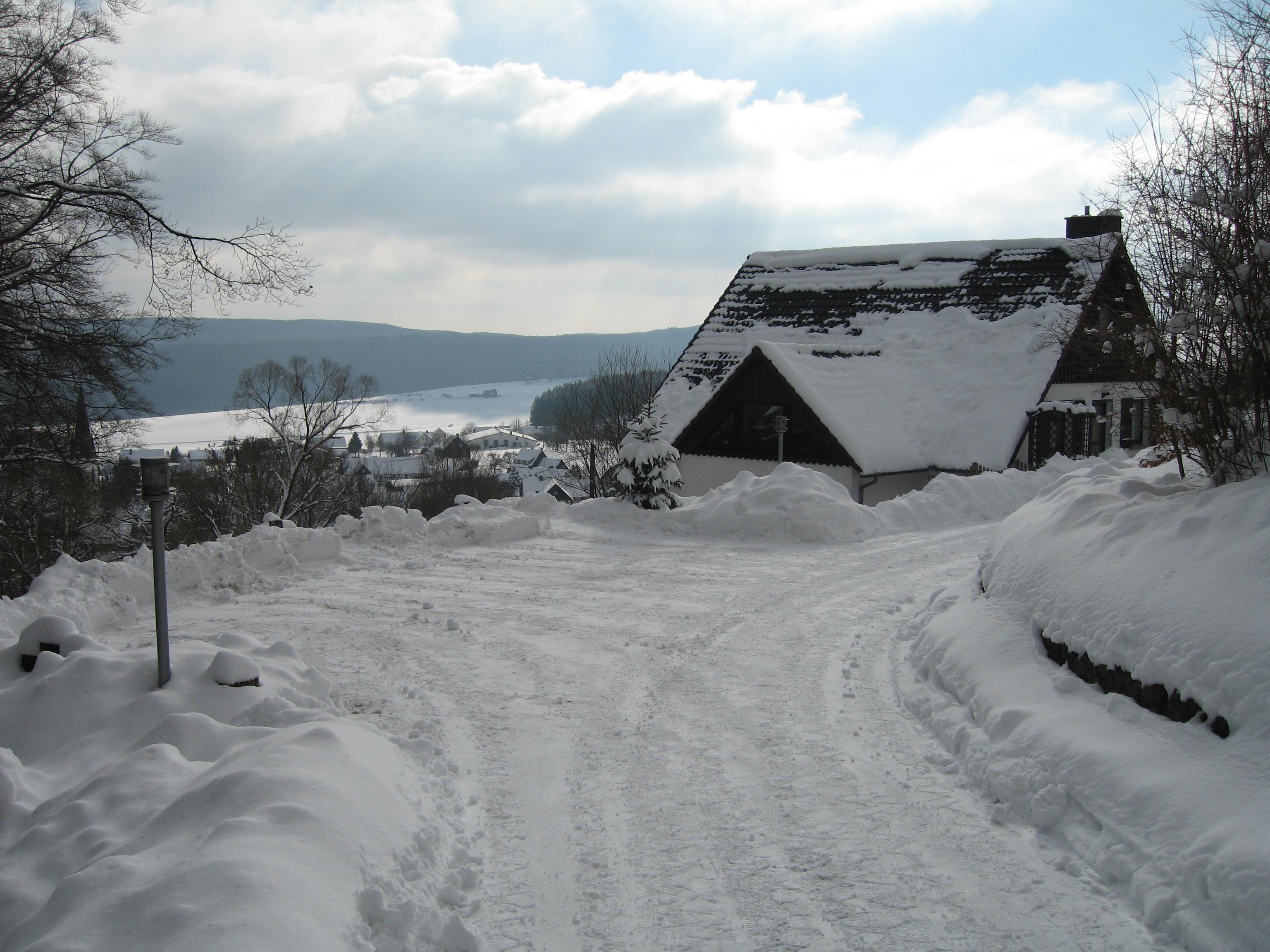 Groepsaccommodatie In der Waldemei Düdinghausen 1