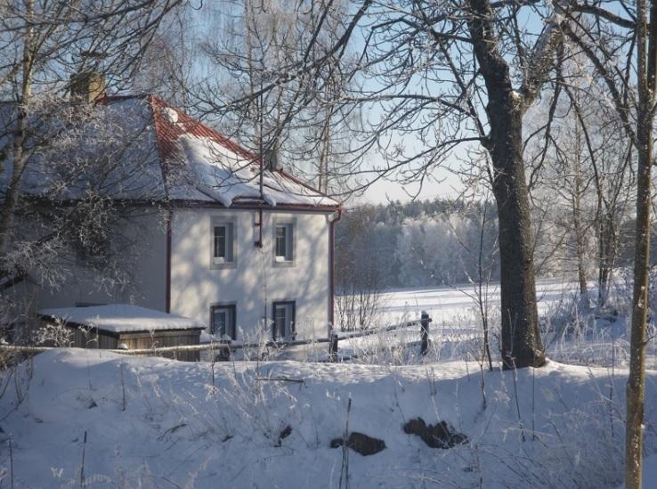 Villa Holiday Home Žlábek Horní Planá 1