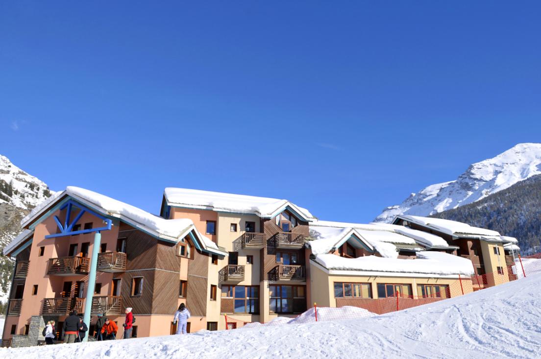 Appartement Le Grand Val Cenis 2p4 Lanslevillard 1
