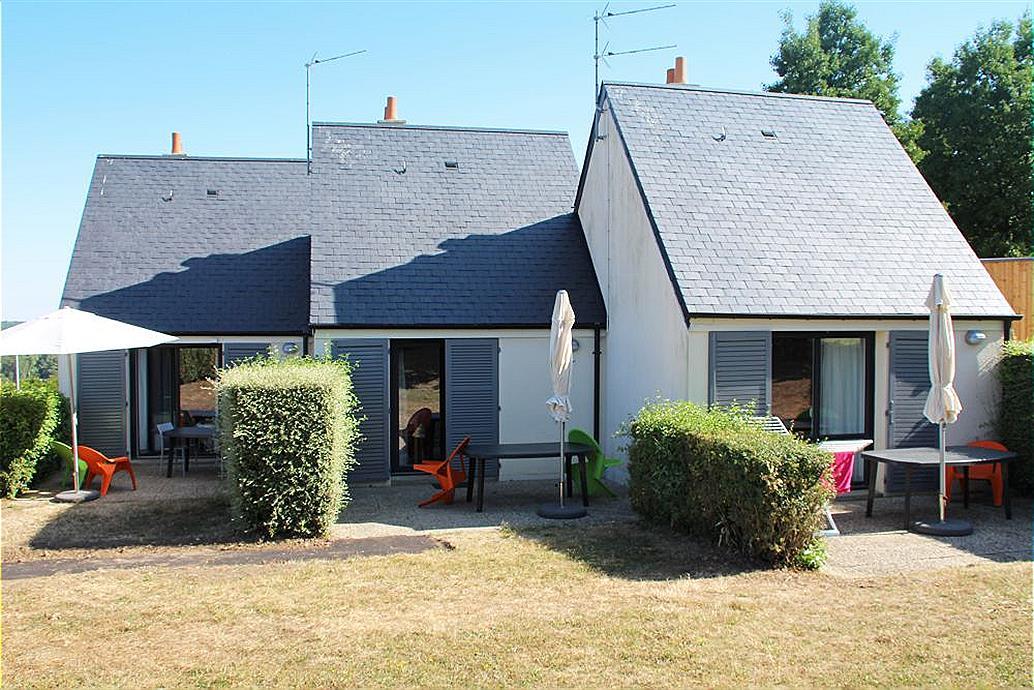 Vakantiepark Amboise Chateaux Loire 3p7p +1 baby Amboise 1
