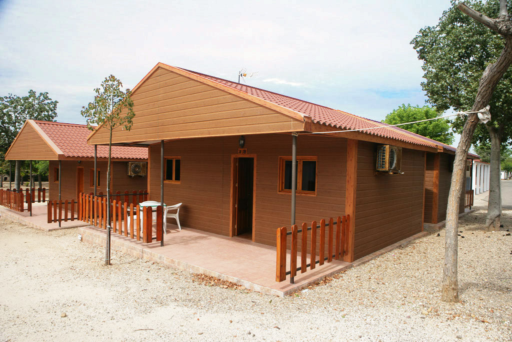 Vakantiepark Cabaña de Madera La Carlota 1