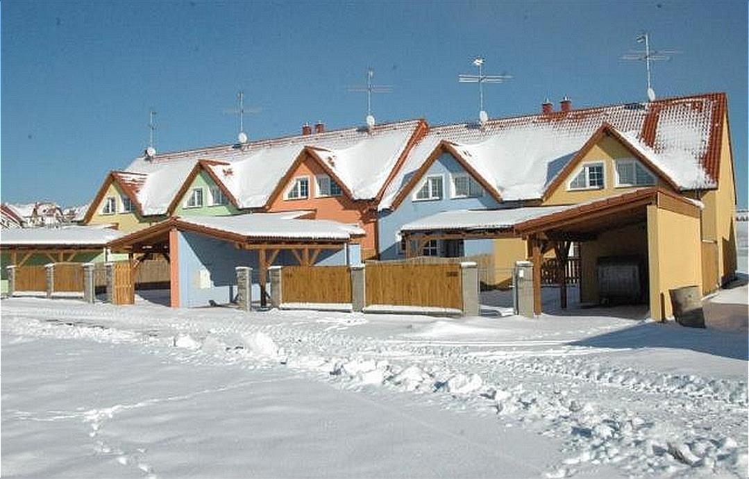 Casa de vacaciones Holiday Home Petra A Frymburk 1