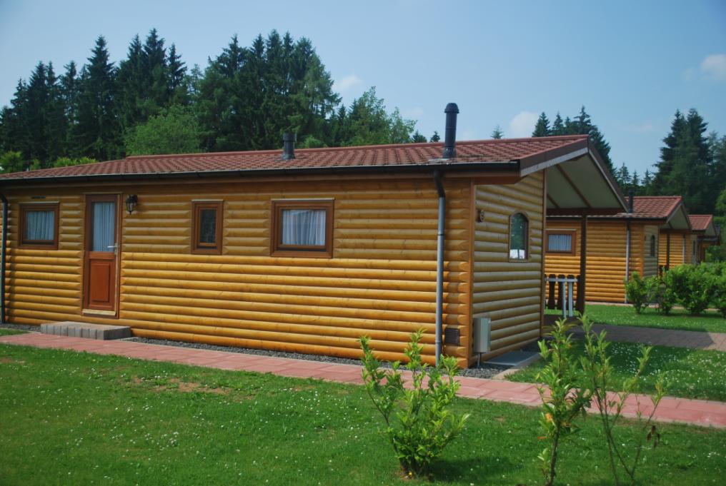 Vakantiepark Typ B4 (hout) Gerolstein 1