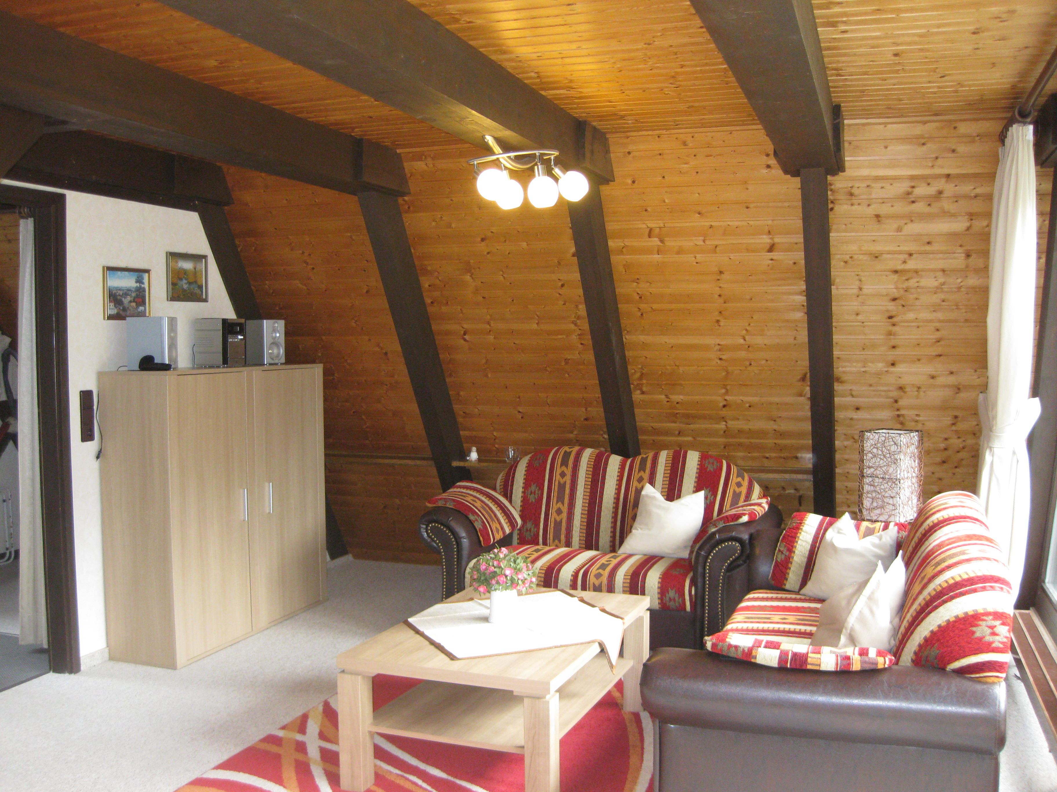 Holiday apartment Type Winnetou (368182), Ronshausen, North Hessen, Hesse, Germany, picture 2