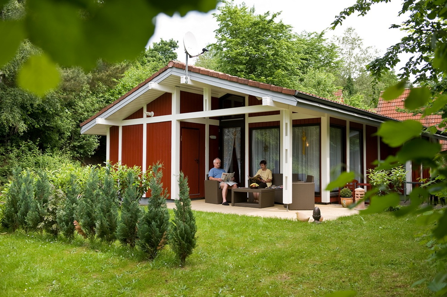 Holiday park Type Robinson Ronshausen 1