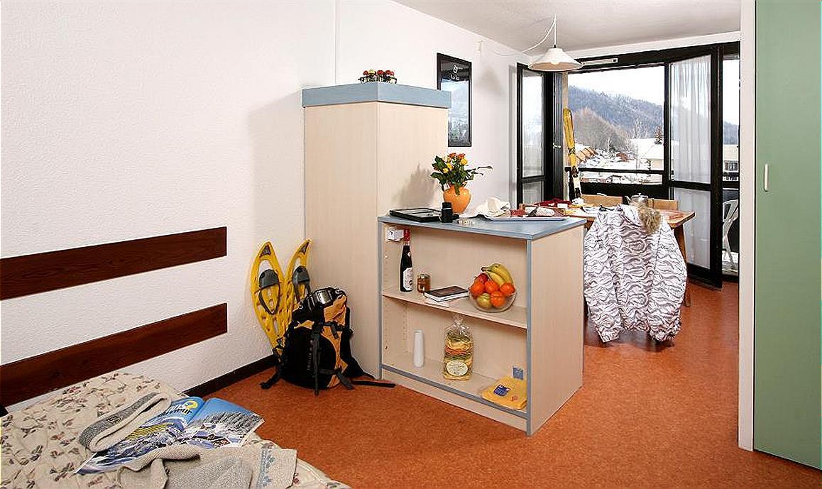 Holiday apartment St. Léger les Mélèzes 2p4 RDJ (368367), Ancelle, Hautes-Alpes, Provence - Alps - Côte d'Azur, France, picture 4