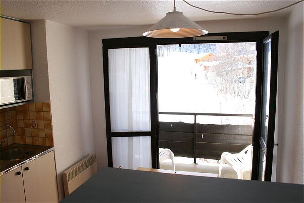 Holiday apartment St. Léger les Mélèzes 2p4 RDJ (368367), Ancelle, Hautes-Alpes, Provence - Alps - Côte d'Azur, France, picture 8