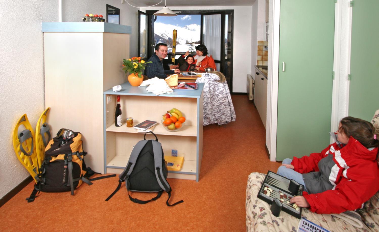 Holiday apartment St. Léger les Mélèzes 2p4 RDJ (368367), Ancelle, Hautes-Alpes, Provence - Alps - Côte d'Azur, France, picture 5