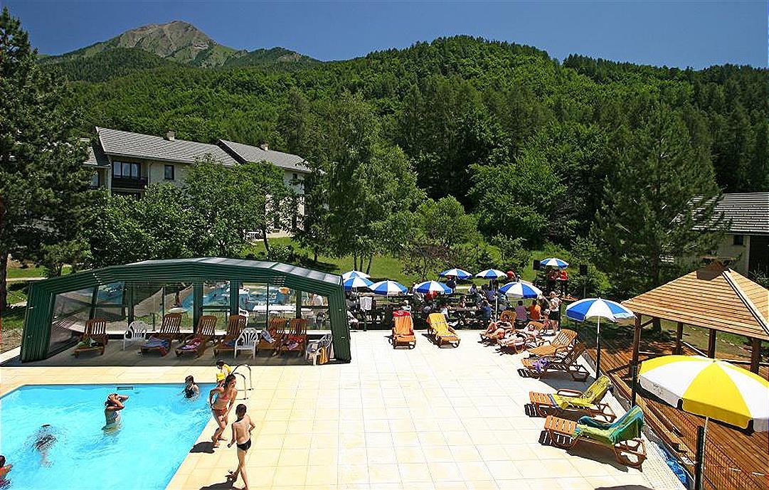 Holiday apartment St. Léger les Mélèzes 2p4 RDJ (368367), Ancelle, Hautes-Alpes, Provence - Alps - Côte d'Azur, France, picture 2