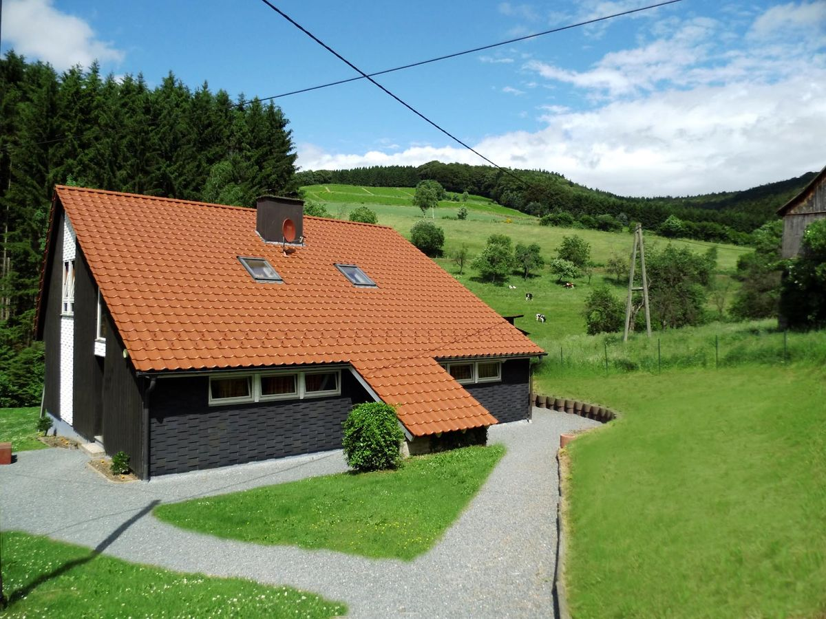 Vakantiepark Typ Dachsbau Bestwig 1