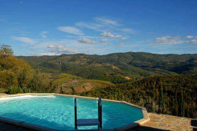 Vakantiepark La Chiesetta Greve in Chianti 1