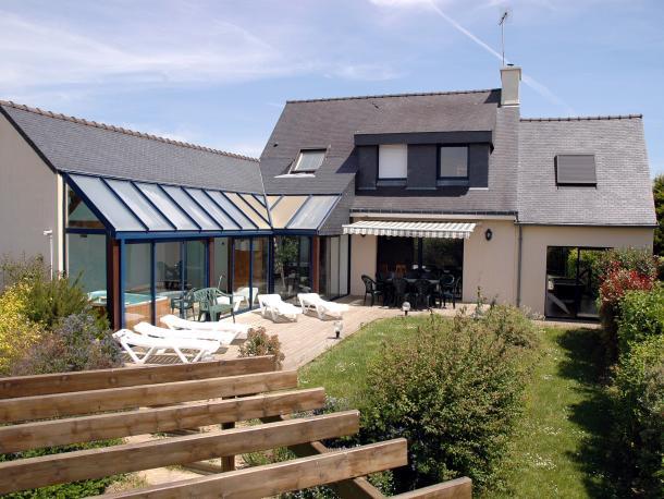 Villa View Moëlan sur Mer 1