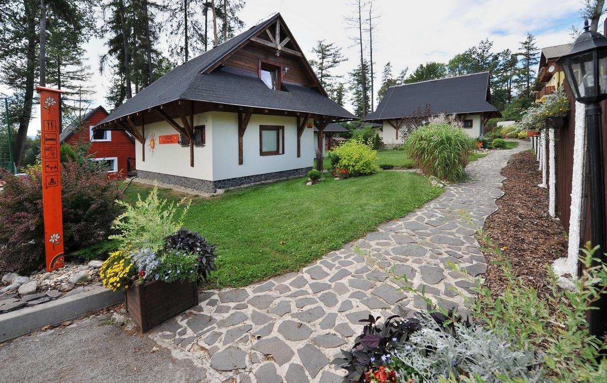 Villaggio turistico Domceky Tatry Holiday Velký Slavkov 1