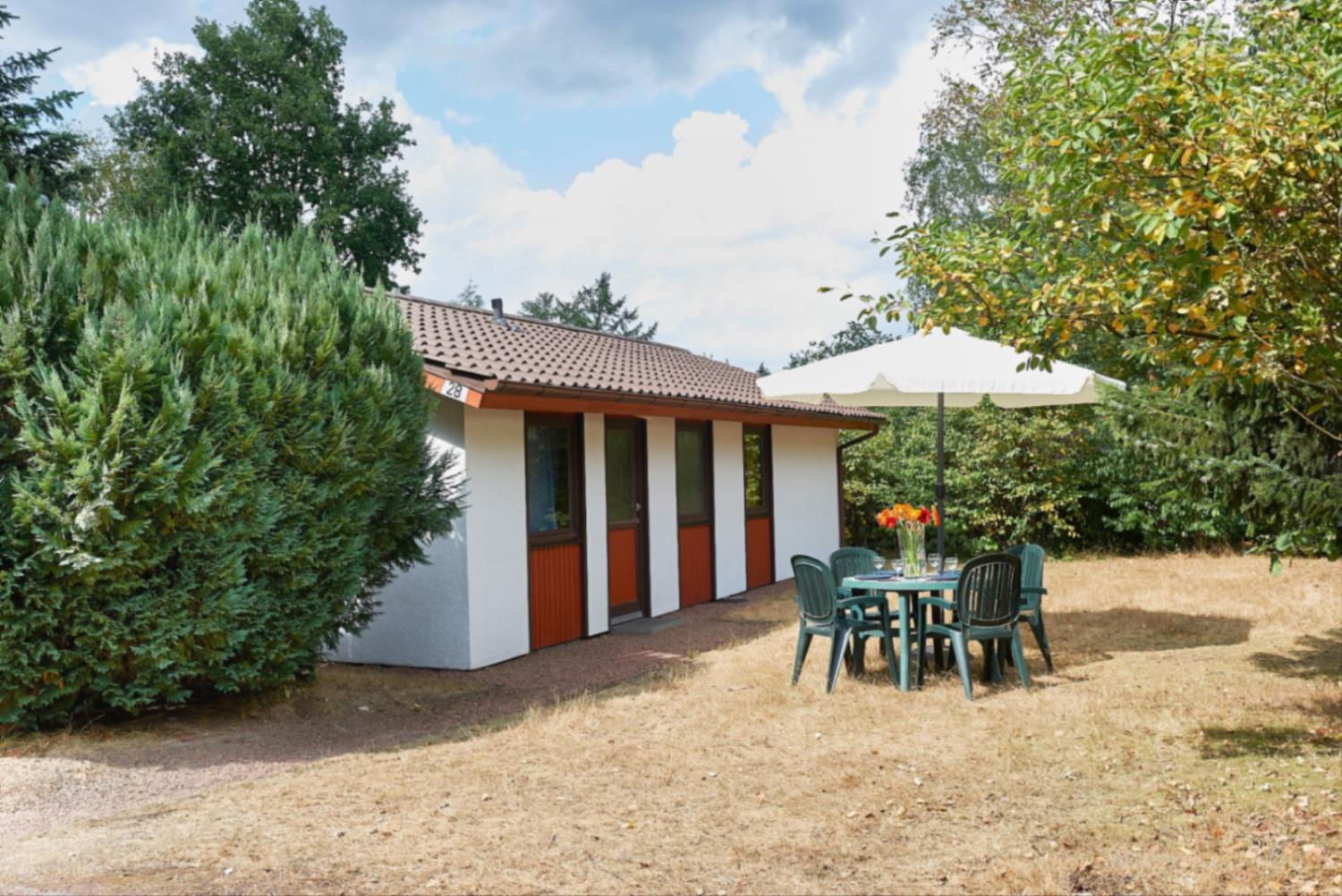 Vakantiepark Type 3 Person house Uelsen 1
