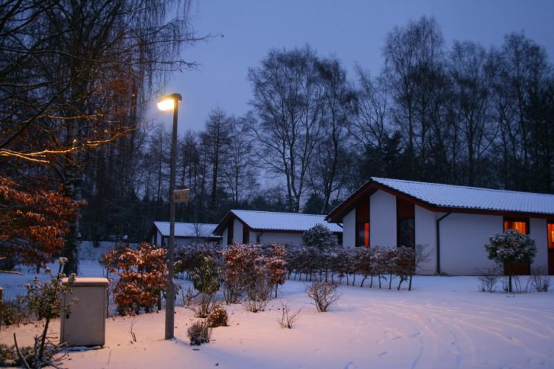 Vakantiepark Type 3 Person house Uelsen 1