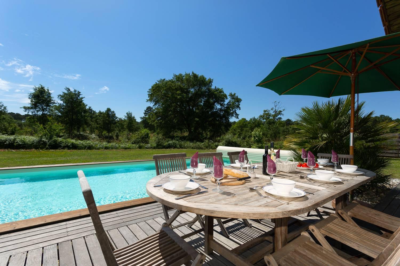 Villa Villas Club Royal La Prade 3p 4/6p Moliets et Maa 1