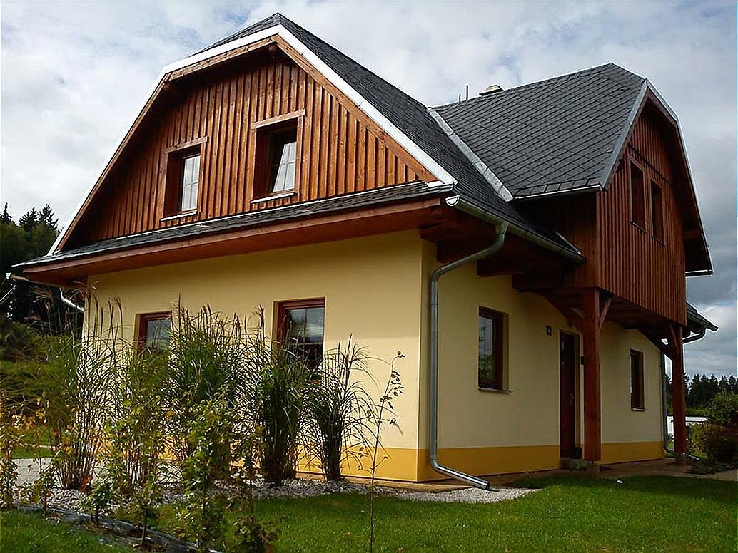 Casas de vacaciones Villa Dolce Horni Stare Buky 1
