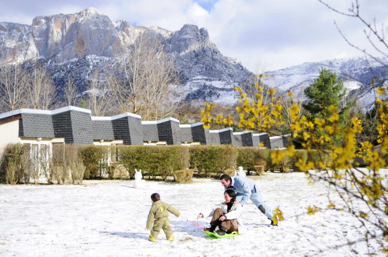Vakantiepark Les Cabannes 3p 7 Les Cabannes 1