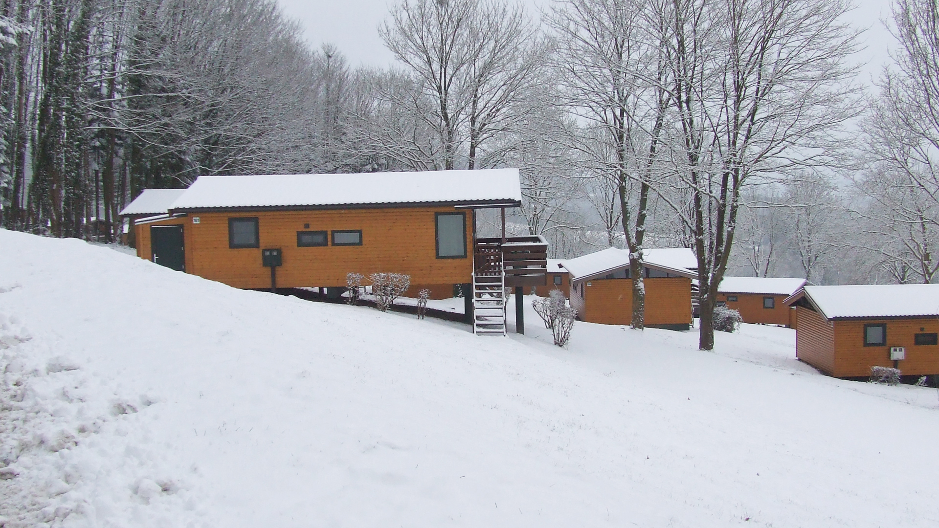 Parque de vacaciones Etoile 2p Blaimont 1