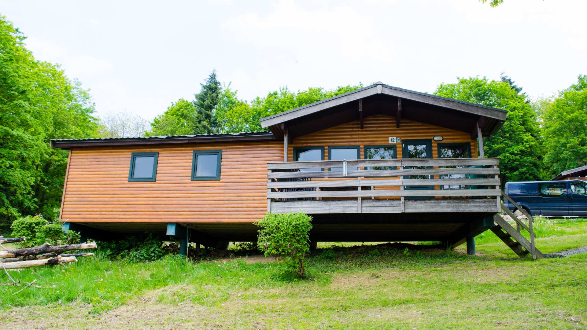 Ferienpark La Terre 6+2p Blaimont 1