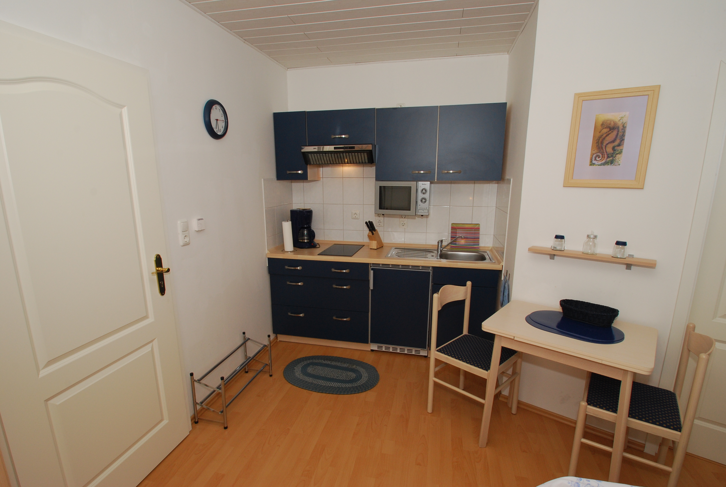 Holiday apartment Seepferdchen (2 Pers- 20m2) (421799), Bad Sulza, Weimar Country, Thuringia, Germany, picture 7